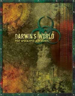 Darwin's World 2nd Ed. Cover