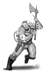 Wasteland Raider: Liberating skulls and corium from the meak